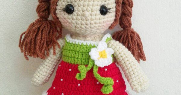 Crochetdolls munecas Pinterest Amigurumi, Crochet ...