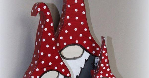 wichtel aus holz original liebesschild gnomes xmas. Black Bedroom Furniture Sets. Home Design Ideas
