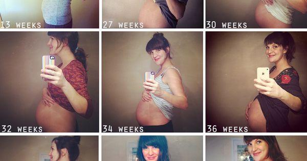 Photos du ventre