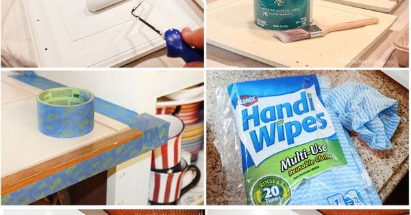 Tips And Tricks For Painting Kitchen Cabinets Kitchens Paintings And House