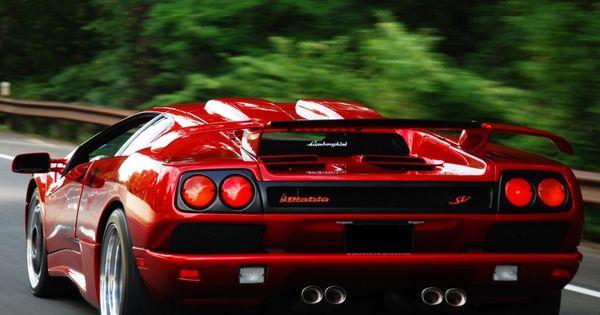 ✯ Candy Apple Red Lambo Diablo ✯ Dream Car!!