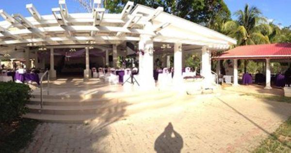Green Meadow Santa Cruz Wedding Locations In Trinidad And Tobago