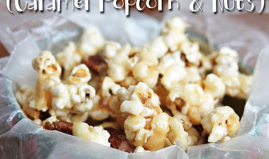 · As I mentioned before, I used to have a big thing for popcorn. I would eat it every day at least once. I was into trying all sorts of weird diets when I was younger and one of the things I tried was just eating popcorn.