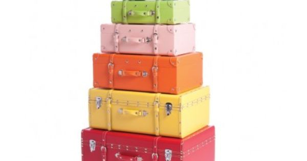 Decorative luggage