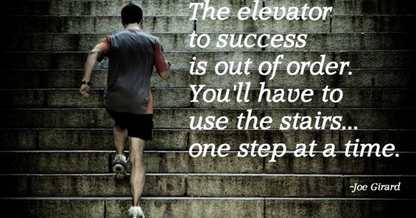 Success is a Journey! quote