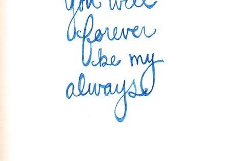 Cute tattoo quote!