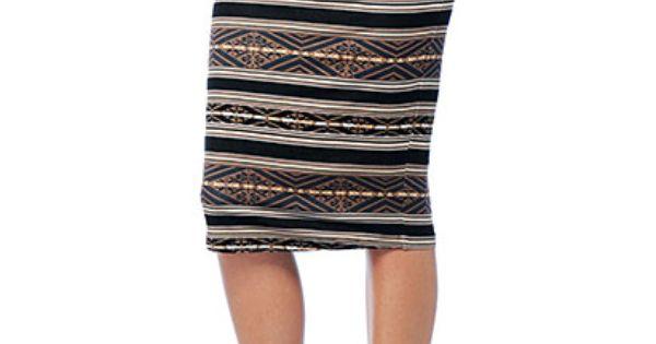 Printed skirt. Joel Skirt, bbdakota.com