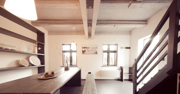 Ferienhaus Design FeWo Middenmank Mecklenburg-Vorpommern - design klassiker ferienwohnungen weimar