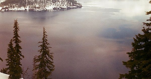 Beautiful Mountains: Crater Lake National Park