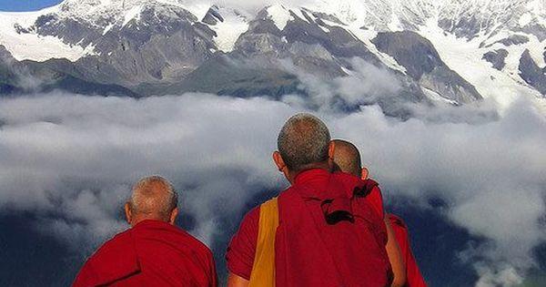 Snow Mountain & Monks -- Meili, Yunnan - Tibet >> from ...