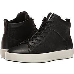 Soft 8 High Top by ECCO at Zappos.com