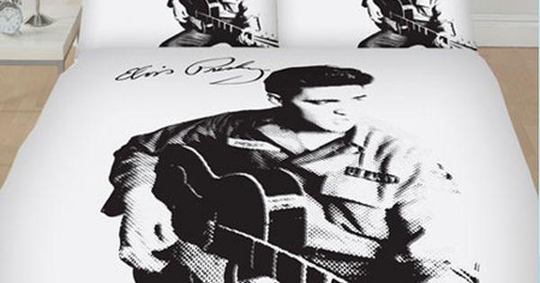 Elvis Design Bedding For The Home Pinterest Elvis