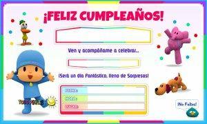 Pin De Diana Rengifo En Cumpleaños Invitaciones De