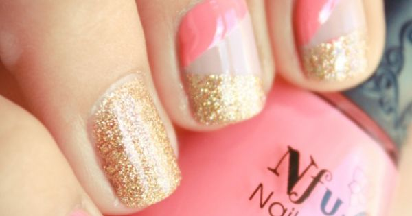 Nail Art nails polish manicure stylish