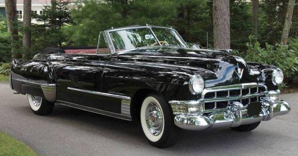 1949cadillac  1949 cadillac series 62 convertible coupe 1949