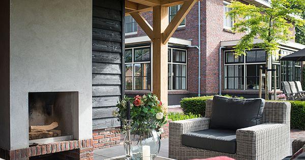 Bart bolier ontwerp tuinarchitect tuinontwerp - Luifel ontwerp voor patio ...