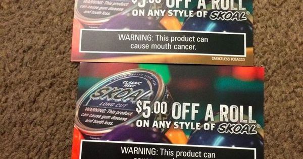 Skoal coupons