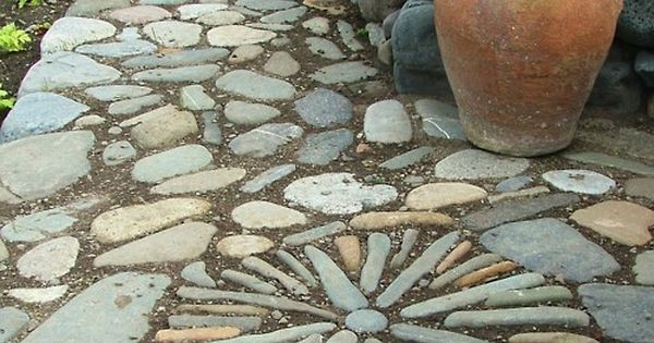 Gardens Stones, Idea, Gardens Walkways, Gardens Paths, Stones Pathways, Stones Walkways, Stones