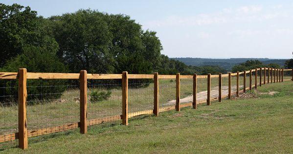 Fences Of Texas Boerne Wooden Rail Fences Moeller