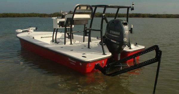 New 2015 Bossman 18 Skimmer Talon, Edgewater, Fl - 32132 - BoatTrader ...