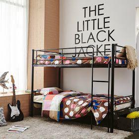 Single Metal Bunk Sleeper Bed For Kids Room Kids Bed Frames Bunk Beds Kids Bunk Beds
