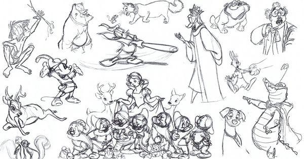 Art By Walt Disney Animation Studios* • Blog/Website