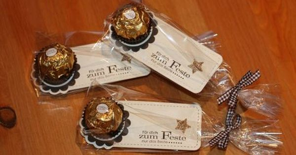 Ferrero Rocher Souvenirs And Candy Favors On Pinterest