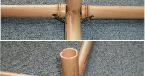 A Long Term Survival Guide How To Make Bamboo Joints