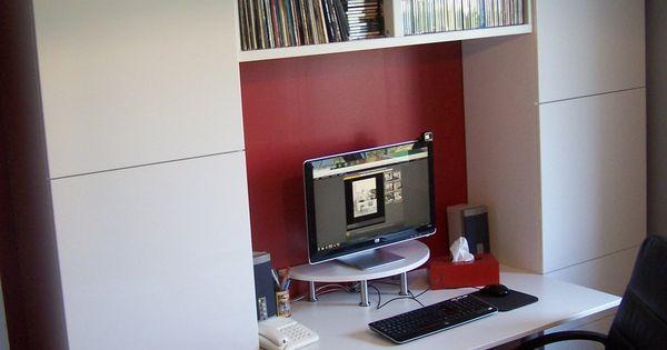 album 11 gamme besta ikea bureaux biblioth ques r alisations clients home sweet m. Black Bedroom Furniture Sets. Home Design Ideas