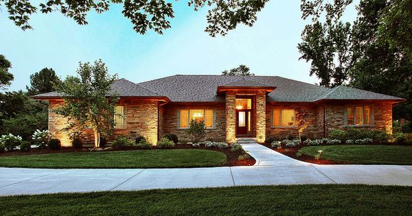 ...   Pinterest   Ranch Style Homes, Ranch Style and Chesterfield