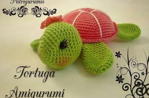 Amigurumi Tortuga Tutorial : DIY TORTUGUITA amigurumi en ganchillo - Crochet - YouTube ...