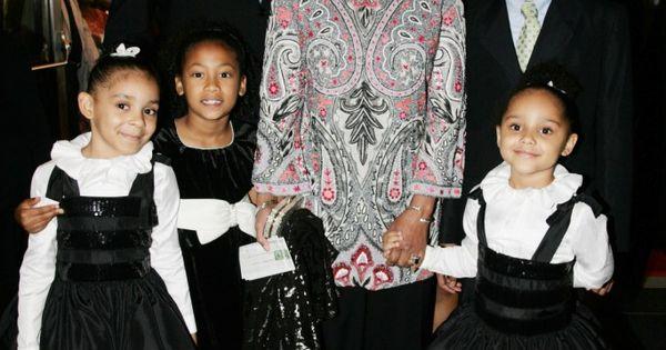 Phylicia Rachad & family | It's A Family Affair ...