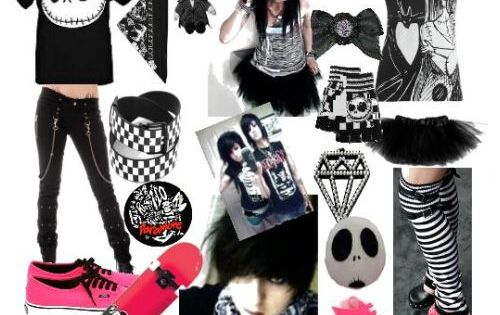 Emo Outfits Emo Boy And Girl Avenue7 Express Your