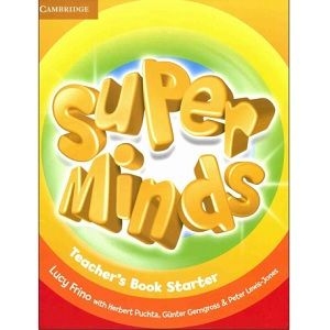 Super Minds Starter Teacher S Book Pdf Ebook Download Online With