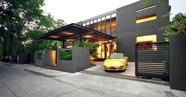 Minimalist Modern House Design Home