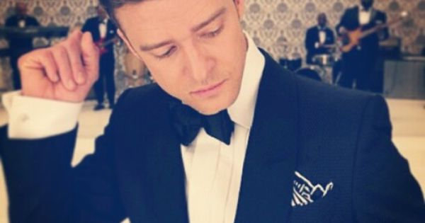 Justin Timberlake* Mr. J.T. - The End Of Time