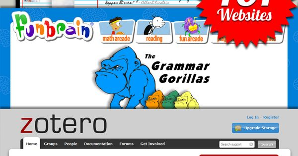 101 language arts websites for teachers http
