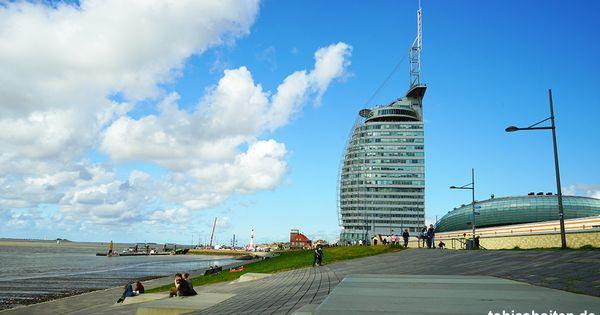 Nachhaltig Ubernachten Im Atlantic Hotel Sail City Bremerhaven Reisen Urlaub Hafenanlage