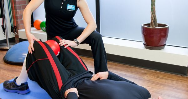 Physical therapist will wear something comfortable other ...