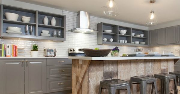 10 cheap and cheerful ways to update your kitchen see for Good housekeeping kitchen designs