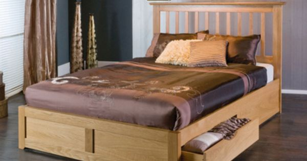 Bed Super King With Drawers Idea King Bed Frame Wooden Bed