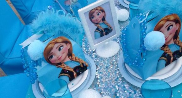 Disney Frozen Birthday Party Ideas | Catch My Party