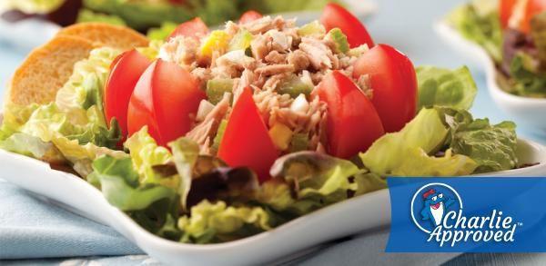 Tuna Salad Recipe Garlic