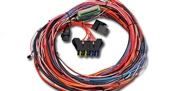 Aem Ems 4 96 Wiring Harness With Fuse Relay Panel 30 2905 96 Fuse Box Relay Color Coding