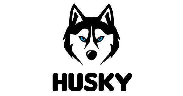 Husky Inspired Logo – vector