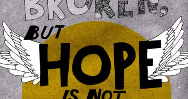 Never lose hope! quotes inspiration JohnGreen world faith