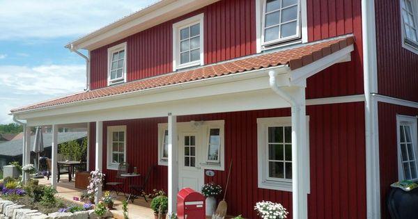 schwedenhaus ag direkt am murtensee exterior pinterest verandas backyard and decorating. Black Bedroom Furniture Sets. Home Design Ideas