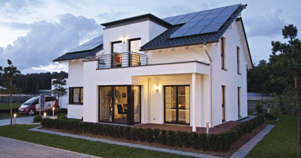 weberhaus plusenergie home existing prefab pinterest traumh user hausbau und massivhaus. Black Bedroom Furniture Sets. Home Design Ideas