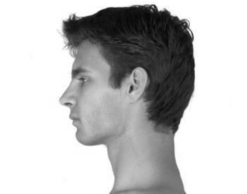 Different Characters For Different Stories How To Draw Hair Male Face Side View Of Face