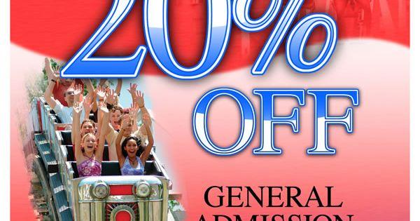 Coupons Camden Park Amusement Park Discounts Theme